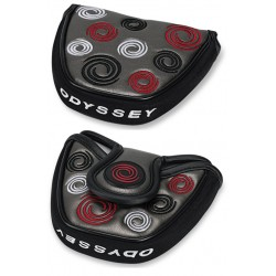 Funda Odyssey PUTTER Mallet color Gris