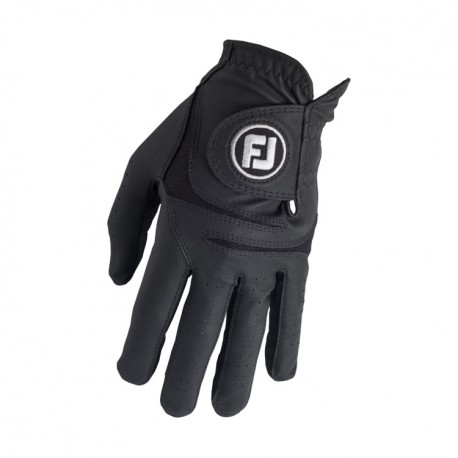 GUANTE FOOTJOY WEATHERSOFT NEGRO