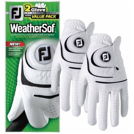 GUANTE FOOTJOY WEATHERSOF MUJER X2 UD