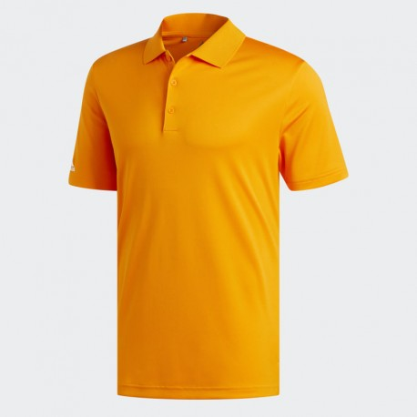POLO ADIDAS PERFORMANCE NARANJA
